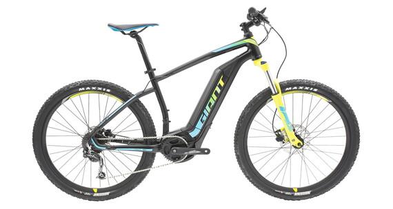 Giant Dirt-E+ 3 Elcykel MTB Hardtail Herr blå/svart